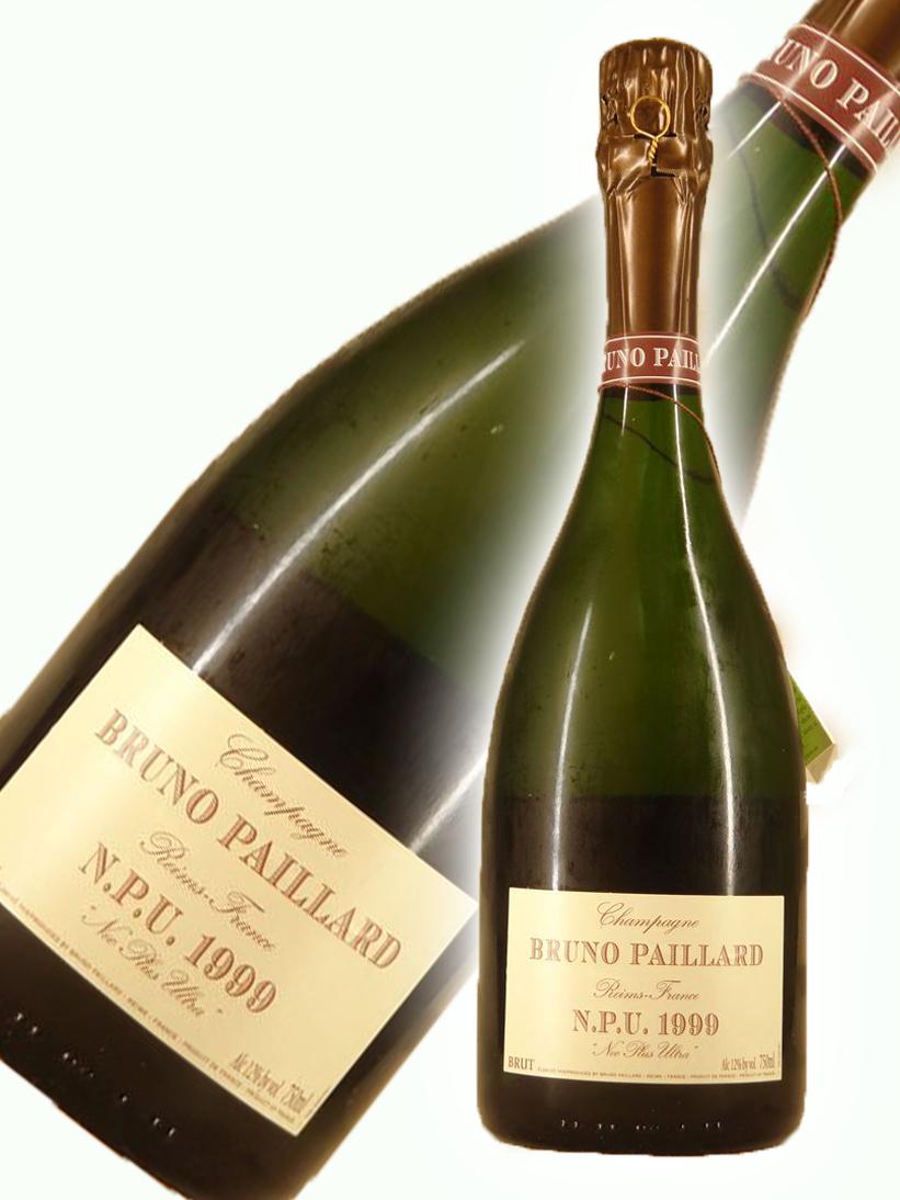 ブルーノ・パイヤール NPU[1999]【750ml】【ギフトボックス入り】Bruno Paillard Nec Plus Ultra