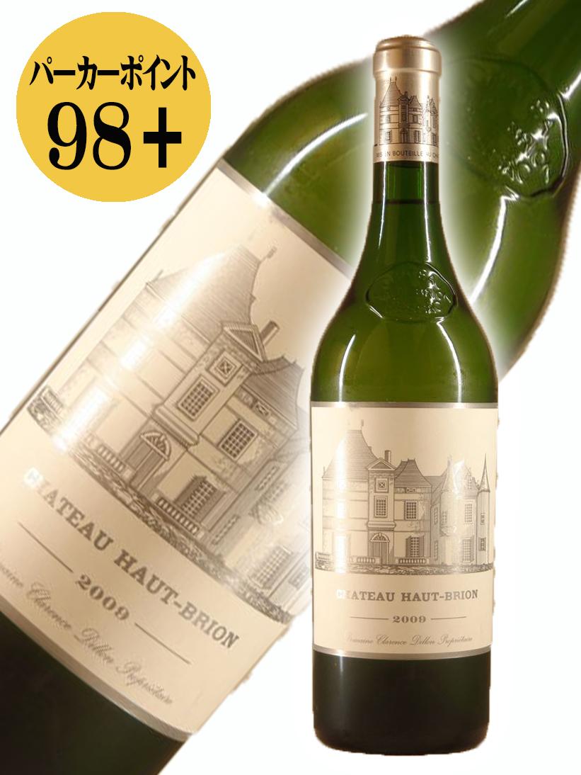 【送料無料】 シャトー・オー・ブリオン・ブラン [2009]【750ml】Chateau Haut Brion Blanc