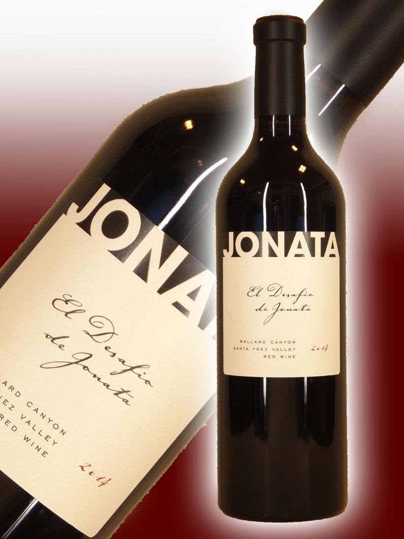 ホナータ エル・デサフィオ・デ・ホナータ バラード・キャニオン サンタ・イネズ・ヴァレー[2014]【750ml】Jonata El Desafio de Jonata Ballard Canyon, Santa Ynez Valley