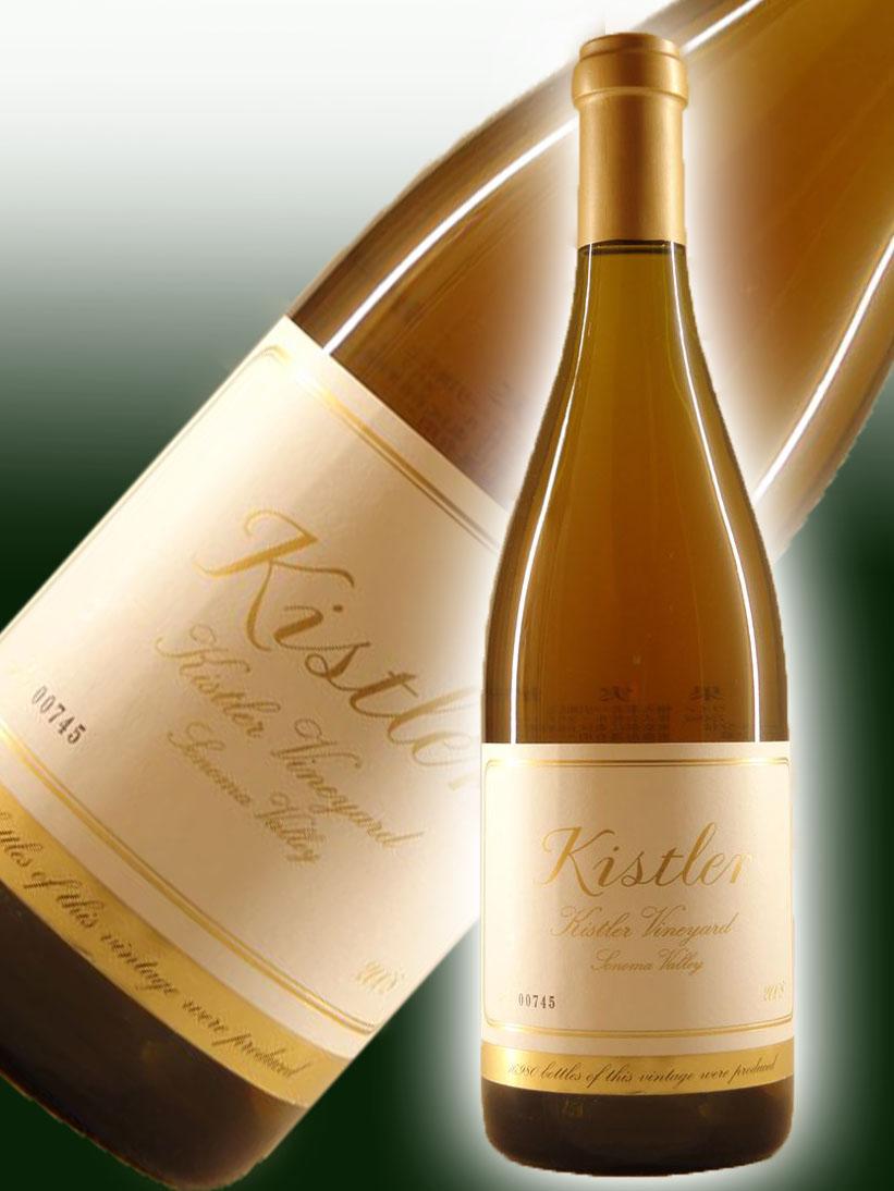 キスラー・ヴィンヤーズ シャルドネ・キスラー・ヴィンヤード [2008]【750ml】Kistler Vineyards Chardonnay Kistler Vineyard