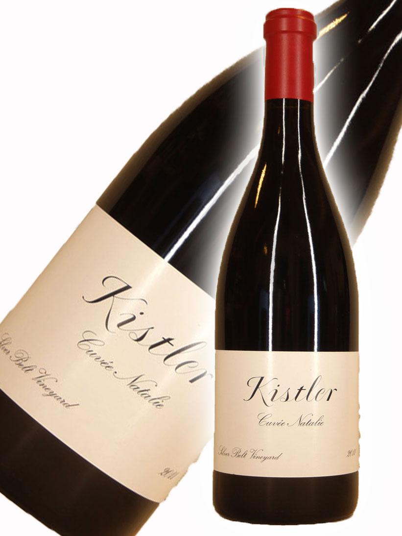 キスラー・ヴィンヤーズ キュヴェ・ナタリー シルヴァー・ベルト・ヴィンヤード[2011]【750ml】Kistler Vineyards Cuvee Natalie Silver Belt Vineyards
