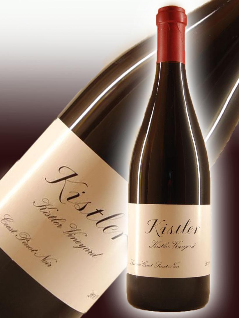 キスラー・ヴィンヤーズ ピノ・ノワール・キスラー・ヴィンヤード [2009]【750ml】Kistler Vineyards Pinot Noir Kistler Vineyard