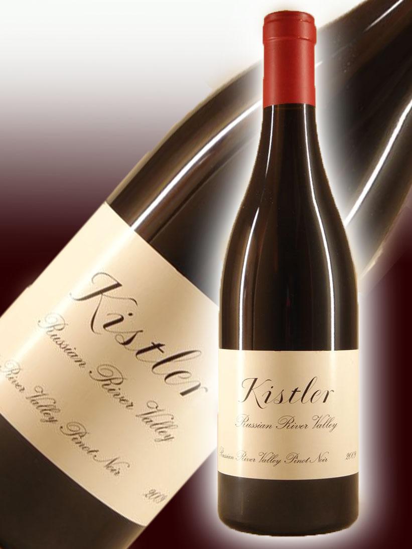 キスラー・ヴィンヤーズ ピノ・ノワール・ルシアン・リバー・ヴァレー [2009]【750ml】Kistler Vineyards Pinot Noir Russiann River Valley