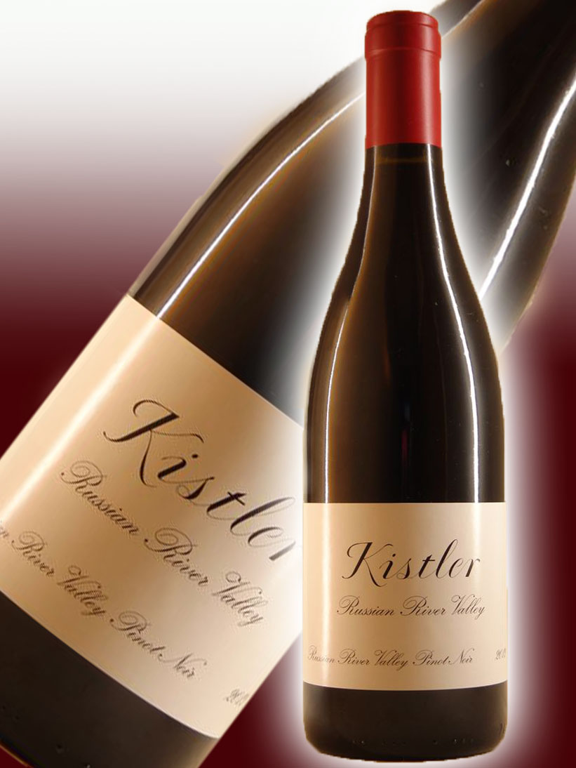 キスラー・ヴィンヤーズ ピノ・ノワール・ルシアン・リバー・ヴァレー [2012]【750ml】Kistler Vineyards Pinot Noir Russiann River Valley