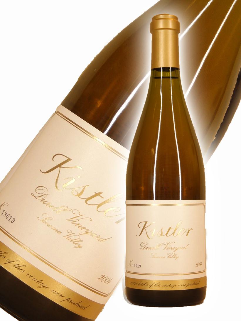 キスラー・ヴィンヤーズ シャルドネ デュレル・ヴィンヤード[2004]【750ml】Kistler Vineyards Chardonnay Durell Vineyard