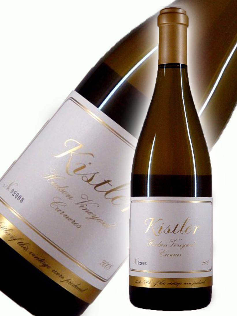 キスラー・ヴィンヤーズ シャルドネ・ハドソン・ヴィンヤード[2008]【750ml】 Kistler Vineyards Chardonnay Hudson Vineyard
