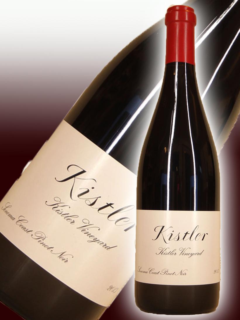 キスラー・ヴィンヤーズ ピノ・ノワール・キスラー・ヴィンヤード[2013]【750ml】Kistler Vineyards Pinot Noir Kistler Vineyard