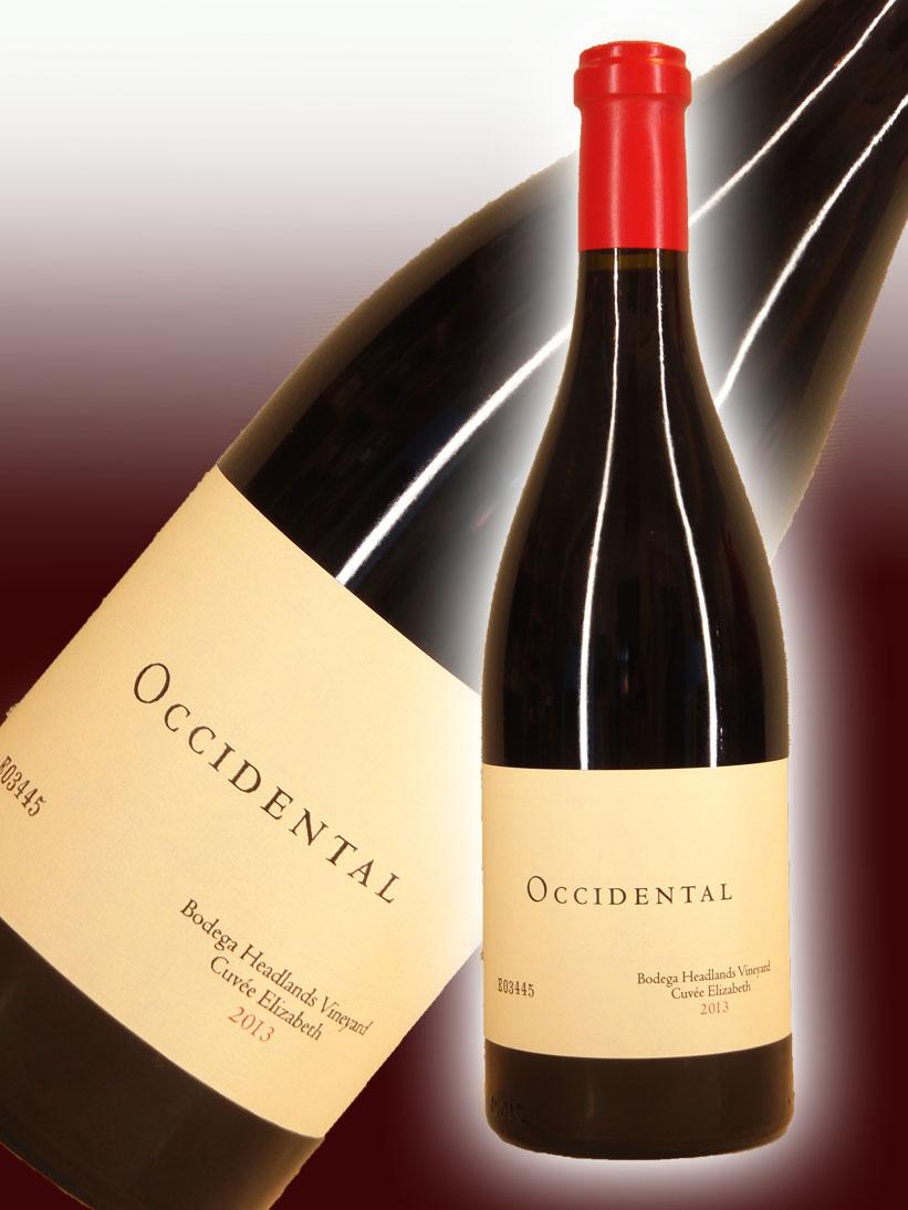 キスラー・ヴィンヤード ピノ・ノワール  オクシデンタル・ボデガ・ヘッドランズ・ヴィンヤード キュヴェ・エリザベス [2013]【750ml】Kistler Vineyards Pinot Noir Occidental Bodega Headlands Vinyard Cuvee Elizabeth
