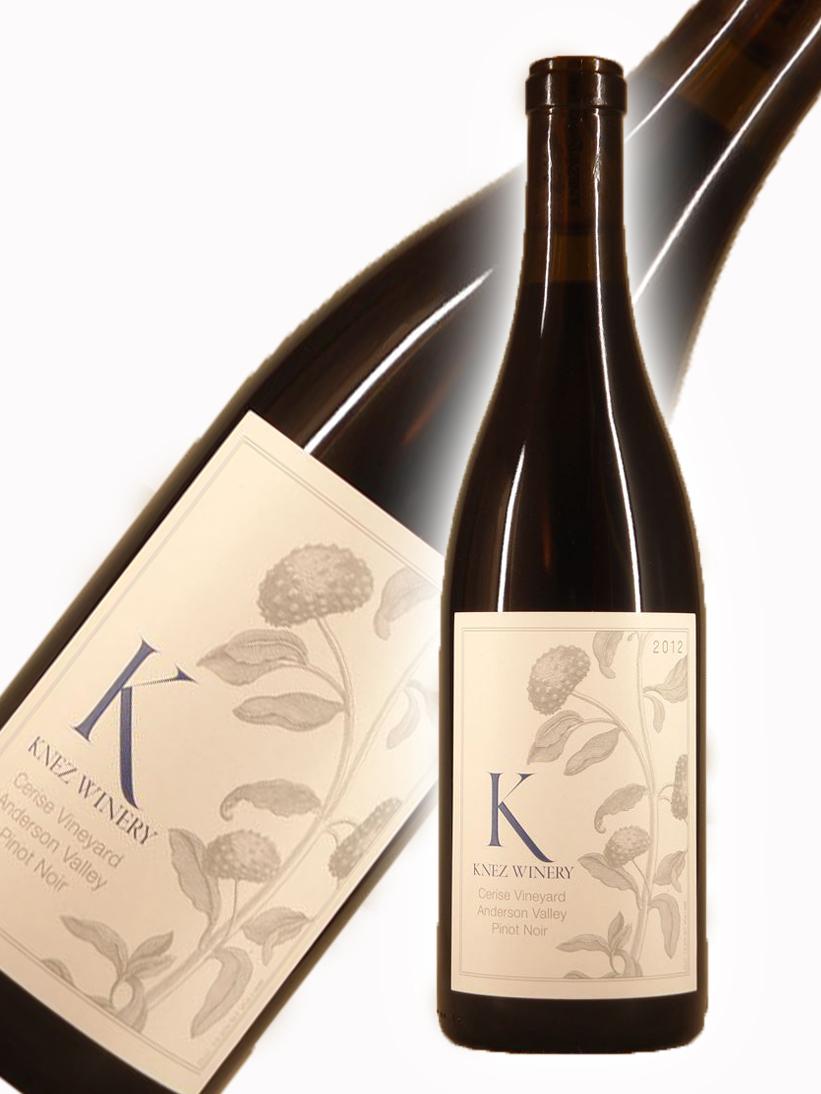 ケイネズ・ワイナリー ピノ・ノワール セリーズ・ヴィンヤード[2012]【750ml】Knez Winery Pinot Noir Cerise Vineyard