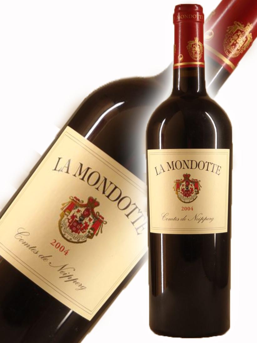 ラ・モンドット[2004]【750ml】La Mondotte