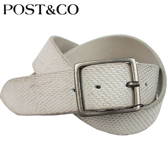 POST&CO ポストアンドコー ベルト 4IL2691 F PANNA