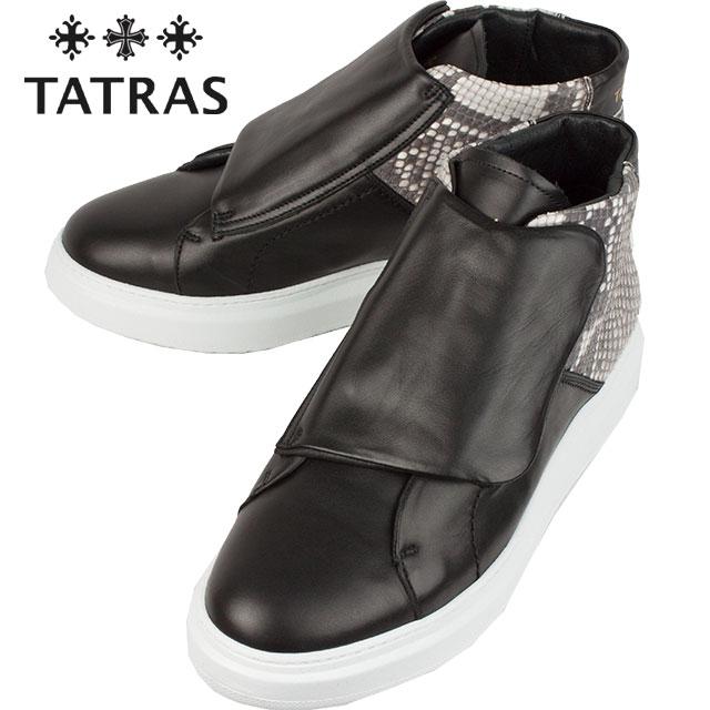 TATRAS タトラス メンズシューズ UTA17A1237 FUSARO BLACK ブラック