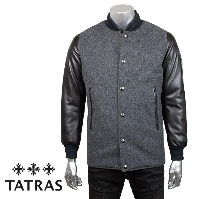 TATRAS タトラス メンズ ダウンジャケット MTA18A4529 CGRAY チャコールグレー【セール商品のため返品交換不可】