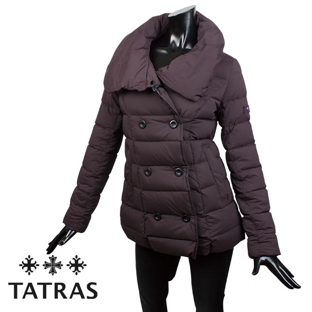 TATRAS タトラス レディース ダウン ジャケット コート LORENZANNA LTA17A4488 PURPLE パープル