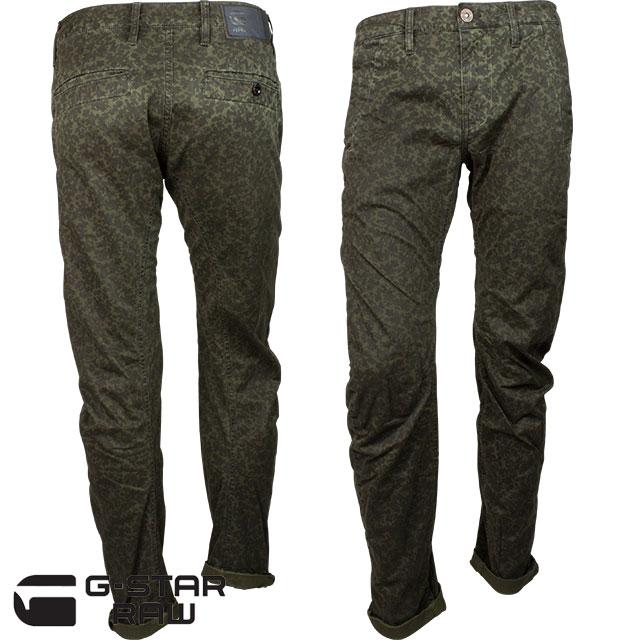 G-STAR RAW ジースター ロゥ メンズ パンツ BRONSON 3D SLIM D00521 W034 6260 ASFALT/ARSENIC AO【セール商品のため返品交換不可】