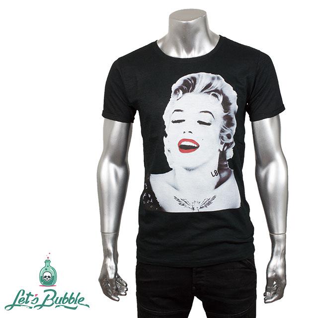Let's Bubble レッツ バブル メンズ 半袖Tシャツ 4 BLACK ブラック【セール商品のため返品交換不可】
