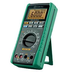 KYORITSU 共立電気計器株式会社 KEW1051 デジタルマルチメータ