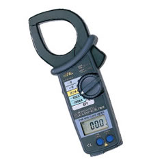 KYORITSU 共立電気計器株式会社 MODEL2002R 交流電流測定用クランプメータ