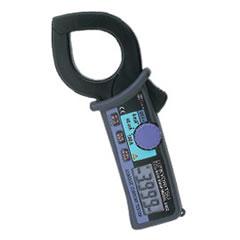 KYORITSU 共立電気計器株式会社 MODEL2432 漏れ電流・負荷電流測定用クランプメータ