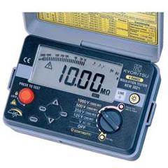 KYORITSU 共立電気計器株式会社 KEW3023A 絶縁抵抗計