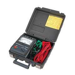 KYORITSU 共立電気計器株式会社 KEW3122B 高圧絶縁抵抗計