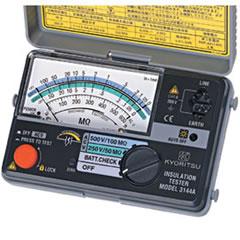 KYORITSU 共立電気計器株式会社 MODEL3145A 絶縁抵抗計