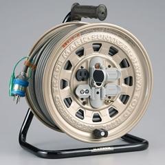 HATAYA GT-501KX サンタイガーリール(50m・接地付 ・温度センサー付)