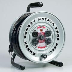 HATAYA GV-50 スーパーサンデーリール(50m・温度センサー付)