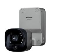 Panasonic KX-HC300S-H 屋外バッテリーワイヤレスカメラ