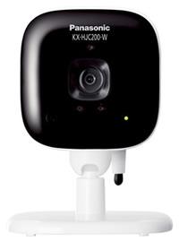 Panasonic KX-HJC200-W 屋内ワイヤレスカメラ