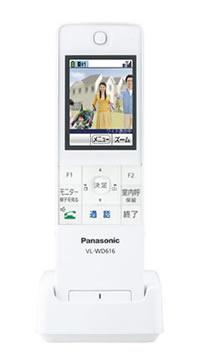 Panasonic VL-WD616 ワイヤレスモニター子機(ドアホン/電話両用)