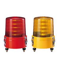 PATLITE LED大型流動表示灯 KLE-100 AC100V 10.9W
