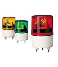 PATLITE LED超小型回転灯 RLE-100 AC100V 2.6W