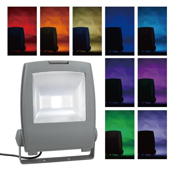 【JEFCOM/ジェフコム】 LEDプロジェクションライト(投照器) PDS-C01-100FL 100W型