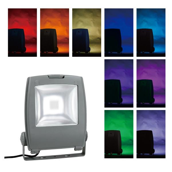 【JEFCOM/ジェフコム】 LEDプロジェクションライト(投照器) PDS-C01-60FL 60W型
