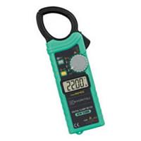 【KYORITSU/共立】 交流電流測定用クランプメータ KEW2200R