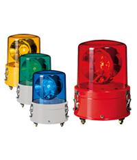 PATLITE 大型回転灯 SKC-210A AC100V 0.4A