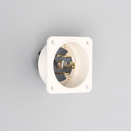 アメリカン電機 アウトレット 4325N 引掛形 国内正規総代理店アイテム フランジインレット E3P30A