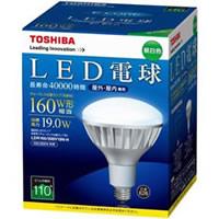 【東芝ライテック】 LED電球チョークレス水銀ランプ形 LDR100/200V 13N-H E26チョークレス水銀ランプ形 昼白色
