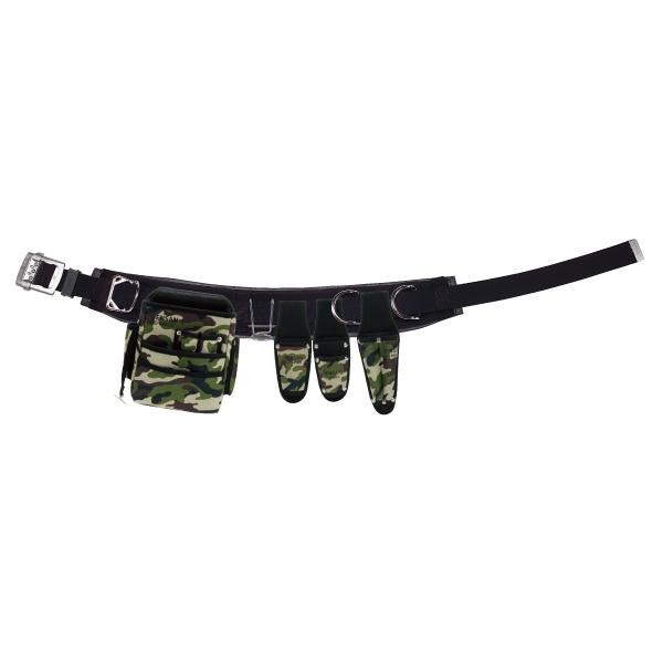 【JEFCOM/ジェフコム】 腰道具セット(迷彩カラータイプ) NDS-R96CC-SET