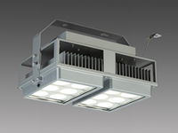 【Mitsubishi/三菱電機】 LED高天井ベースライト GTシリーズ 産業用 クラス4000 EL-C40035N 2AHTN 防雨・防塵仕様 重耐塩/耐油煙・高温用
