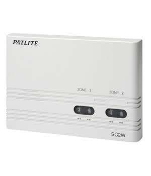 【PATLITE/パトライト】 センサコントロールボックス SC2W