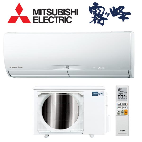【Mitsubishi/三菱電機】 ルームエアコン MSZ-JXV2819S-W(ピュアホワイト)