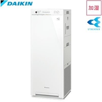 【DAIKIN】 ダイキン 空気清浄機 ACK55V-W