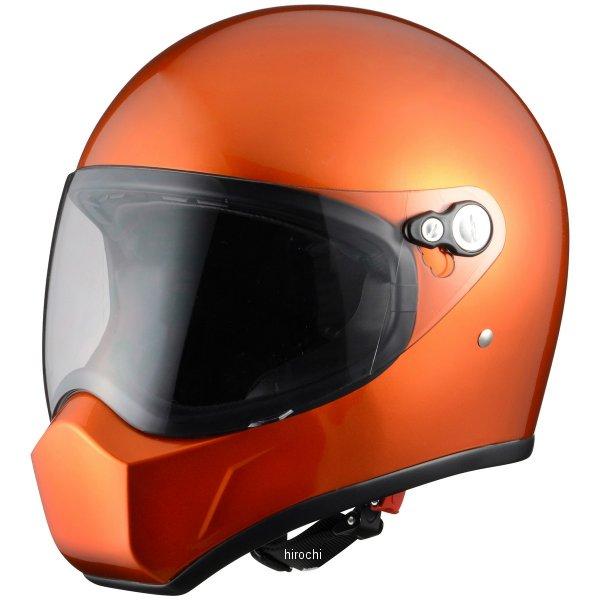 シレックス SILEX ヘルメット FUJIN オレンジメタリック サイズM(57cm-58cm) ZS730-OMM HD店