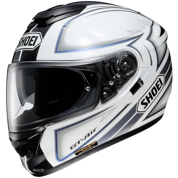 ショウエイ SHOEI フルフェイスヘルメット GT-Air EXPANSE TC-6 白/シルバー Sサイズ 4512048448813 HD店