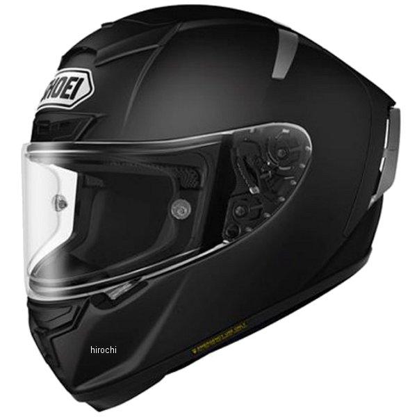 【メーカー在庫あり】 ショウエイ SHOEI フルフェイスヘルメット X-Fourteen マットブラック Lサイズ 4512048456030 HD店
