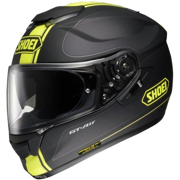 ショウエイ SHOEI フルフェイスヘルメット GT-AIR WANDERER TC-3 黄/黒 XXLサイズ 4512048448035 HD店