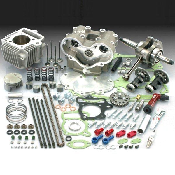 キタコ 124cc DOHCボアアップキット ホンダ タイプ2 215-1123920 HD店