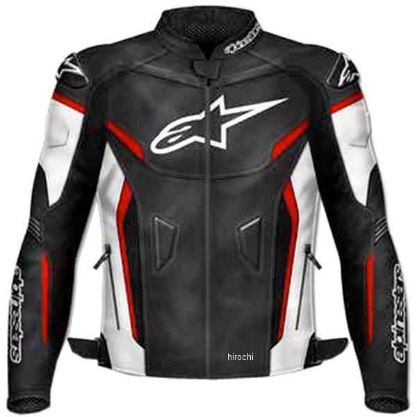 アルパインスターズ Alpinestars 春夏モデル レザージャケット GP PLUS R 黒/白/赤 58サイズ 8021506621973 HD店